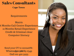 Call Centre Jobs in Cape Town - Apply today! - Call Centre